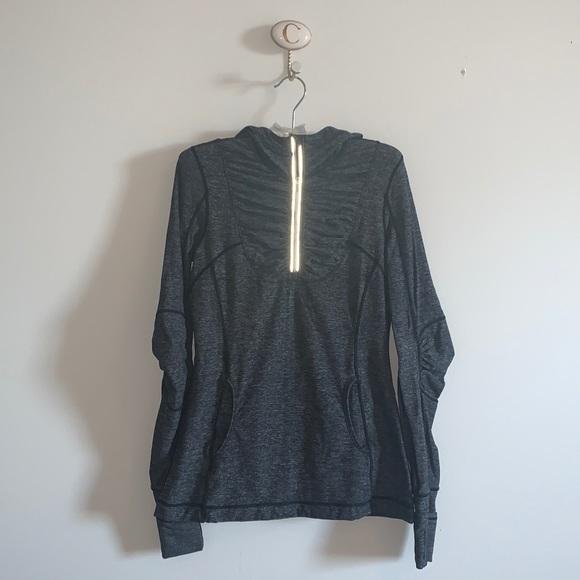 Size 8 Lululemon 1/2 Zip Jacket